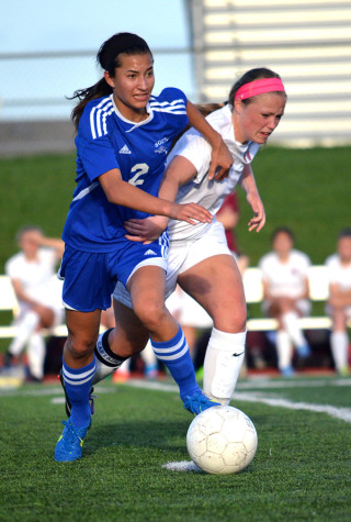Girls soccer going into districts on a hot streak