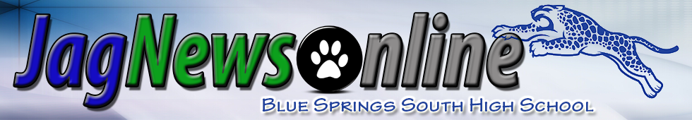 The student media site of Blue Springs South High School