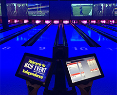New bowling alley and gaming restaurant opens