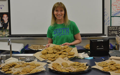 Students saddened as Cookie Friday ends