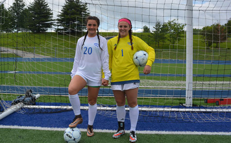 Junior soccer players shatter school records