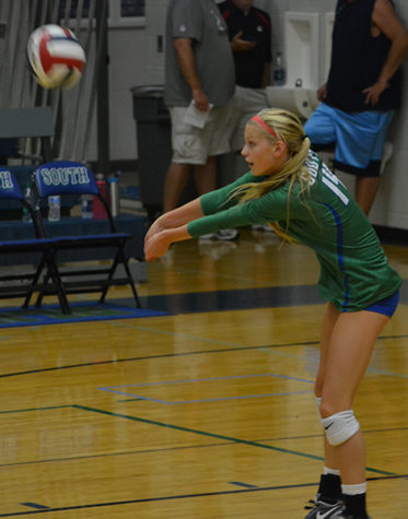 Volleyball team sets its sights on conference