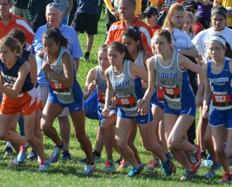 Girls cross-country team starts season strong