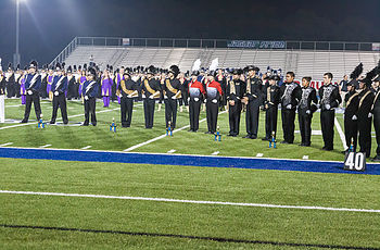 Watch LIVE – KC Championships Band Competition
