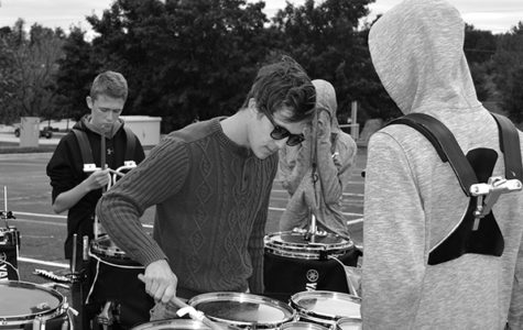 South drum line gains new staff