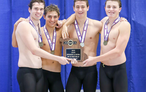 Swimmers earn All-State and All-American honors