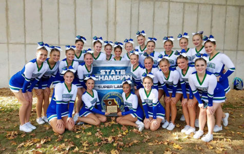 Cheer wins first state title