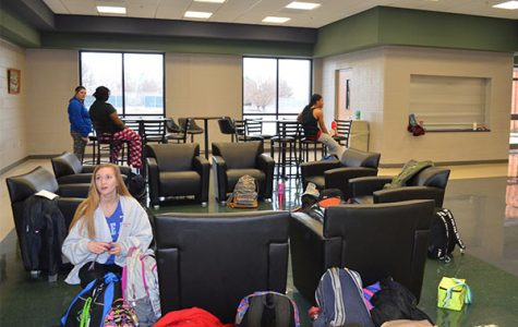 Learning lounge installed in PAC