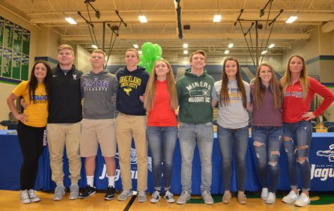 South athletes sign national letters of intent