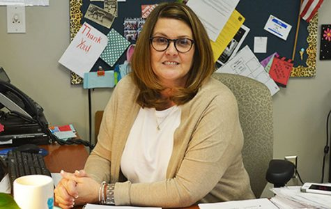 Stotts awarded Teacher of the Year
