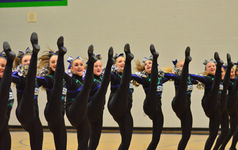 Touch of Silver competes at Liberty