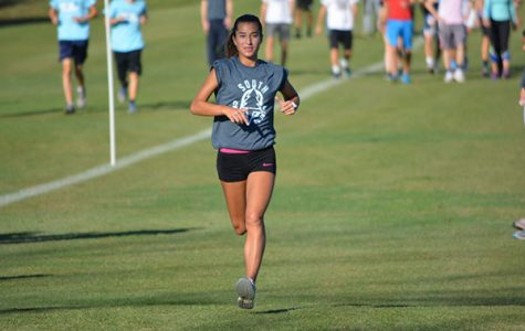 Tori Findley honored with Runner of the Year