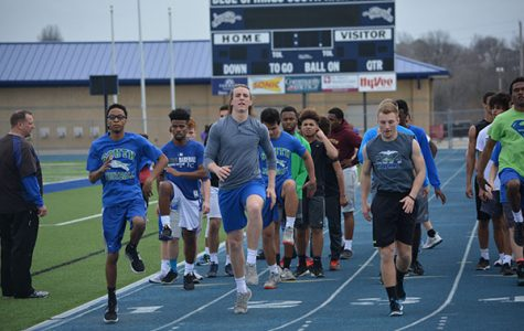 Division I talent leads optimistic boys track team