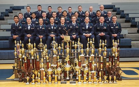 ROTC wraps up most successful season yet