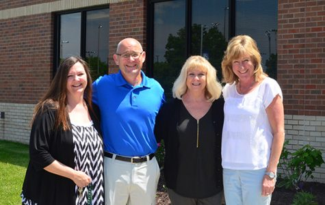 Four South Staff members are set to retire