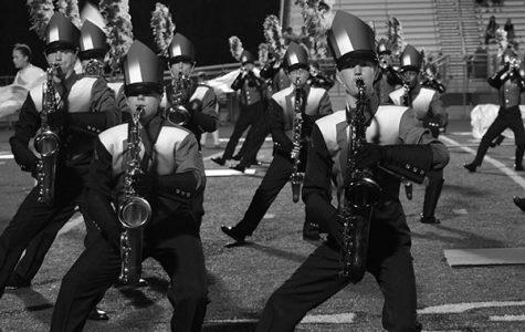 Band makes school history again