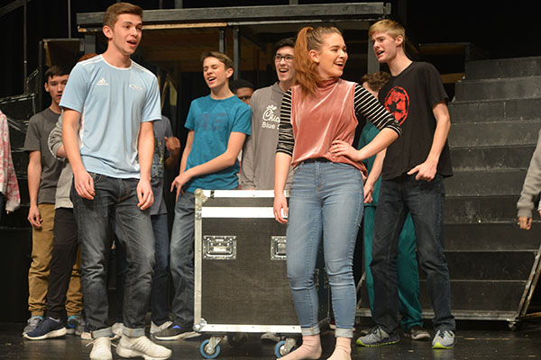 South takes us back to the 80's in new musical