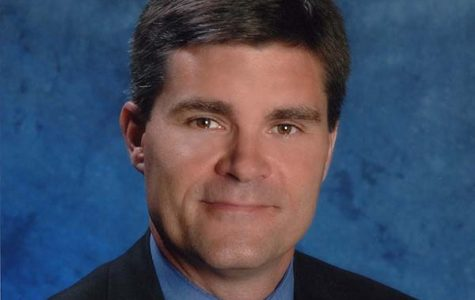 Superintendent Jim Finley will be retiring at the end of the year.