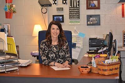 History teacher honored as Teacher of the Year