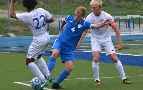 Senior All-State soccer player leads Jaguars