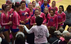 Pink Strong brings out fans from both schools