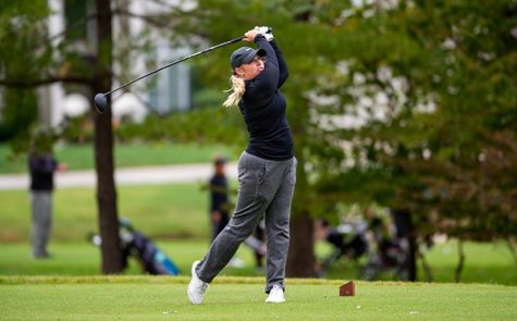 South golfer swings into state tournament