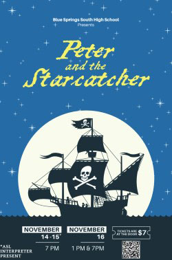 Peter and the Starcatcher Q&A with Mr. Hayne